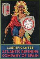 PUBLICITÉ BASQUE - Atlantic Refining Company Of Spain - Tbe - Publicité
