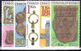 ** Tchécoslovaquie 1969 Mi 1898-1902 (Yv 1744-8), (MNH) - Unused Stamps