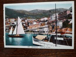 L10/146 Monaco. Vue Sur Le Port - Harbor