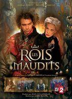 LES ROIS MAUDITS  °°°° 3 DVD     5 EPISODES - Histoire