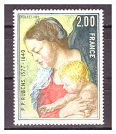 FRANCIA ARTE - 1977 - UN VALORE DEL PERIODO. - MNH** - Autres