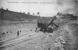 59-HAVRINCOURT- CANAL DU NORD ( 5e LOT ) LA PELLE A VAPEUR AU Pt 20k 300 - Other Municipalities