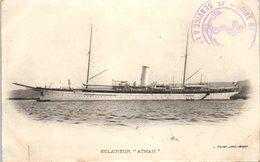 """Bâteau - Eclaireur """"ATMAH"""" Marine Nationale - Bateaux"""