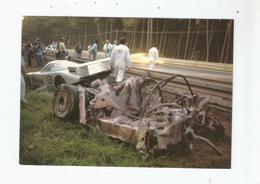 24 HEURES DU MANS 16 JUIN 1984 ACCIDENT DE JOHN SHELDON (598) - Le Mans