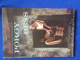 """The Samuel Goldwyn Motion Picture Production Of Porgy And Bess, 12"""" X 8.5"""" - Drama"""