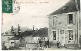 COIFFY LE HAUT ... LE BUREAU DE POSTE - France