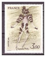FRANCIA ARTE - 1979- UN  VALORE DEL PERIODO. - MNH** - Autres