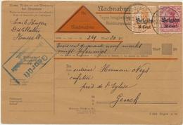 Emile Hayen, Distillateur, Hasselt - Herman Neys, Cafetier, Genck - 1916 - Hasselt