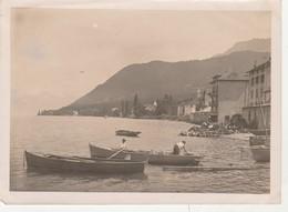 - Belle PHOTO 180mmx130mm,- 74 - TOURRONDE - Cote De Savoie Française, De Meillerie à  St-Gingolph - 023 - Lieux