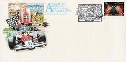 Cars - Automobile - Voiture - Formule 1 - AUSTRALIE 1985 3ème Journée D'essais - Cars