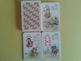 TW. LENORMAND. Jeu De 36 Cartes Divinatoires Avec Livret Explicatif. Boitier Carton - Playing Cards (classic)