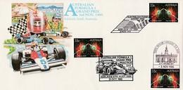 Cars - Automobile - Voiture - Formule 1 - AUSTRALIE 1985 Grand Prix - Automobile