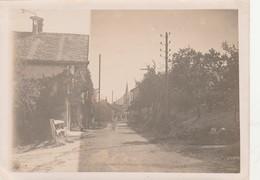 - Belle PHOTO 180mmx130mm,- 74 - LUGRIN - Village De Presles, Grande Rue - 026 - Lieux