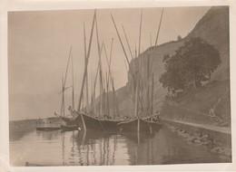 - Belle PHOTO 180mmx130mm,- 74 - MEILLERIE - Le Port - 027 - Lieux