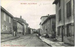 ECLARON ... RUE DE L HOPITAL - Eclaron Braucourt Sainte Liviere