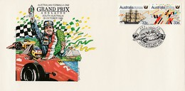 Cars - Automobile - Voiture - Formule 1 FERRARI - AUSTRALIE 1986 Formule Ford - Automobile