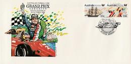 Cars - Automobile - Voiture - Formule 1 FERRARI - AUSTRALIE 1986 Grand Prix - Automobile