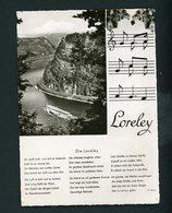 CPSM - RP  - LORELEY - DIE LORELEY - Loreley