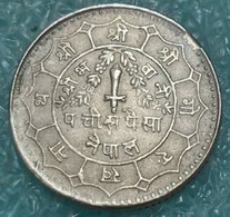 Nepal 25 Paisa, 2033 (1976) - Nepal
