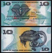 PAPUA NEW GUINEA 10 Kina 1988 UNC Pick 9a - Papouasie-Nouvelle-Guinée