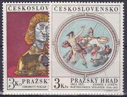 ** Tchécoslovaquie 1970 Mi 1943-4 (Yv 1787-8), (MNH) - Czechoslovakia