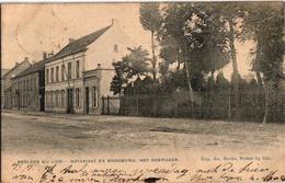 Berlaar Berlaer Notariaat & Brouwerij  Het Hoefijzer  Uitg. Berckx   1908 - Berlaar