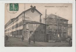CPA - BEAUCOURT - Les Usines Japy - Beaucourt