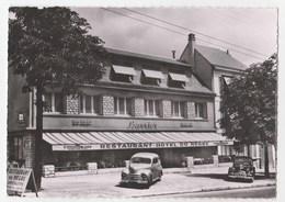 CPSM TOURS Hôtel Du Nègre Avenue De La Tranchée - Tours