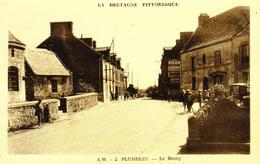 D 56 - PLUMELIN - Le Bourg - ED. Waron & Cie - Frankreich