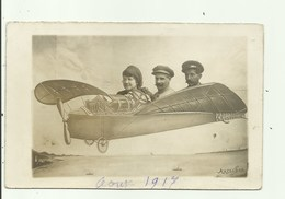 Militair - Arcachon - Surrealisme , Verzonden 1918 - Personen