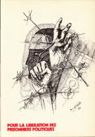 Corse, Corsica, Liberation Des Prisonniers Politiques, 1980     (bon Etat) - Otros