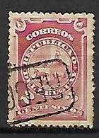 URUGUAY    -   1892.  Y&T N° 89 Oblitéré. - Uruguay