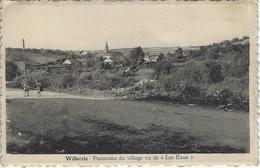 """Willerzie    Panorama Du Village   Vue De  """"Les Eaux"""" - Gedinne"""