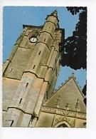 Ivry La Bataille (Eure) L'église (n°27/355/18 Cp Vierge) - Ivry-la-Bataille