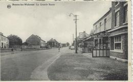 Boussu-lez-Walcourt    La Grande Route - Froidchapelle