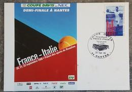 YT N°3016 - Jeux Olympiques / COUPE DAVIS - NANTES - 1996 - France