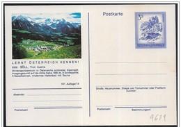 Austria/Autriche: Intero, Stationery, Entier, Montagna, Mountains, Montagnes - Altri