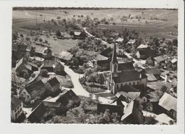 CPSM Grand Format - LIEBSDORF - Le Centre Et L'Eglise - France