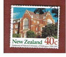 NUOVA ZELANDA (NEW ZEALAND) - SG 2247  -  1999  VICTORIA UNIVERSITY CENTENARY  -  USED° - New Zealand