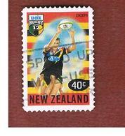 NUOVA ZELANDA (NEW ZEALAND) - SG 2251  -  1999  RUGBY SUPER 12 CAMPIONSHIP: CHIEFS    -  USED° - New Zealand