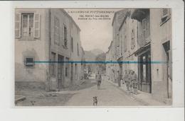 CPA - ROYAT LES BAINS - Avenue Du Puy De Dome - Royat