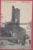 07 - LAMASTRE---Ruines Du Chateau De Retourtour--animé - Lamastre