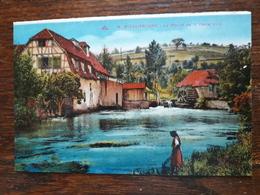 L10/152 Wissembourg. Le Moulin De La Haute Ville - Wissembourg