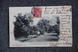 SAIGON - Vue Du Jardin Botanique. - Vietnam