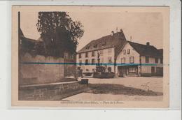 Carte Postale - AMMERSCHWIHR - Place De La Sinne - France