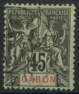 Gabon (1904) N 27 (o) - Gabon (1886-1936)