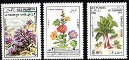 1982 Plants Complete Set MNH (22) - Afghanistan