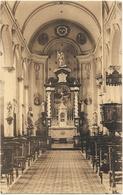 Incourt NA1: Intérieur De L'Eglise - Incourt