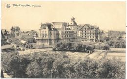 Coq-sur-Mer NA84: Panorama 1935 - De Haan