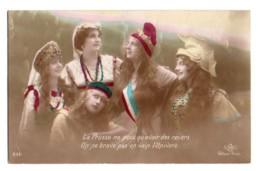 (Guerre 1914-18) 1278, MJ 634, France Russie Italie Belgique Royaume-Uni - Guerre 1914-18